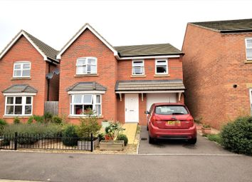 Thumbnail 4 bed country house for sale in Carr Road, Moulton, Northampton