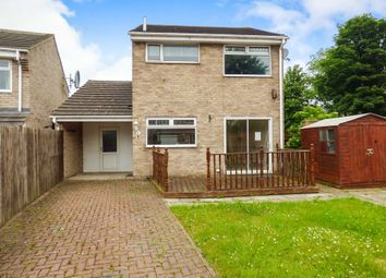 Thumbnail 3 bed detached house for sale in Pontop Court, Annfield Plain, Stanley