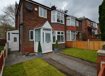 Thumbnail 3 bedroom semi-detached house for sale in Shakespeare Road, Prestwich, Manchester