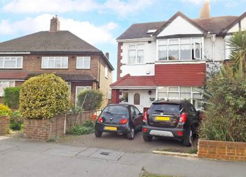 Thumbnail 4 bedroom semi-detached house for sale in Ash Tree Way, Croydon, Surrey
