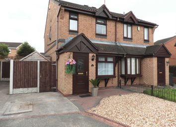 Thumbnail 2 bed semi-detached house for sale in Langdale Close, Kirkby, Liverpool