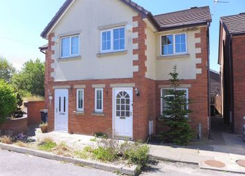 Thumbnail 3 bed semi-detached house to rent in Mode Hill Lane, Whitefield, Manchester