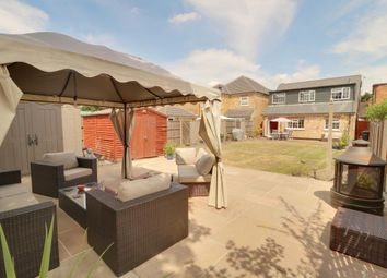 Thumbnail 5 bed detached house for sale in South Avenue, Egham