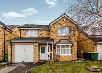 Thumbnail 4 bed detached house for sale in Marchant Way, Churwell, Morley, Leeds