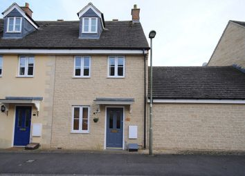 Thumbnail 3 bed end terrace house for sale in The Oaks, Carterton