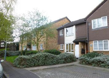Thumbnail 1 bed flat to rent in Brendon Close, Hayes, Middlesex