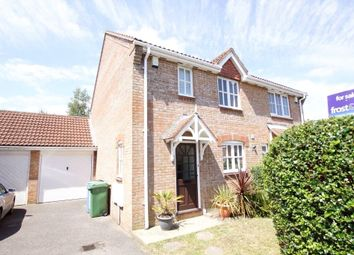 3 bed semi-detached house for sale in Doulton Gardens, Whitecliff, Poole, Dorset BH14