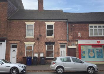 Thumbnail 2 bed terraced house for sale in Horninglow Road, Burton-On-Trent