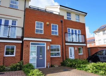 Thumbnail 3 bed town house for sale in Minchin Acres, Hedge End