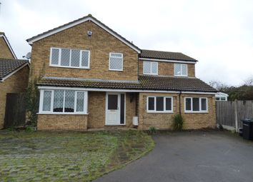 Thumbnail 4 bed detached house to rent in Brooke Drive, Gravesend