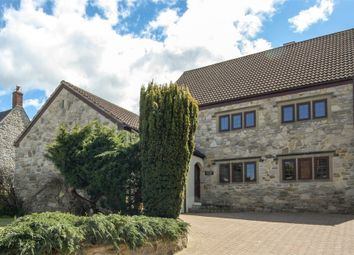 Thumbnail 4 bed detached house for sale in Autumn House, Plud Street, Wedmore, Somerset