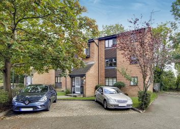 Thumbnail 1 bed flat for sale in Firbank Close, Enfield