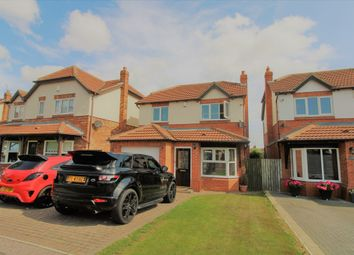 Thumbnail 3 bed detached house for sale in Whindyke, Blackhall Colliery, Hartlepool
