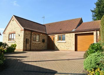 Thumbnail 3 bed detached bungalow for sale in High Street, Rippingale, Bourne, Lincolnshire
