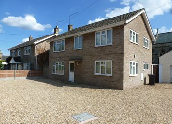 Thumbnail 4 bed detached house to rent in The Beck, Feltwell, Thetford