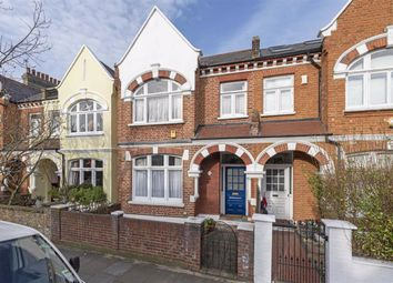 Thumbnail 4 bed terraced house for sale in Hotham Road, Putney