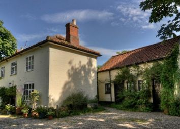 Thumbnail 5 bed country house for sale in Upper Holton, Halesworth