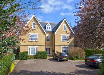 Thumbnail 2 bed flat for sale in Station Court, Station Road, Great Shelford, Cambridge