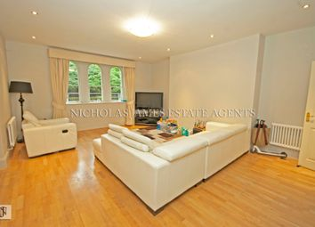 Thumbnail 3 bed flat to rent in Princess Park Manor, Royal Drvie New Southgate
