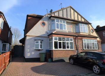 Thumbnail 4 bed semi-detached house for sale in Ewell-By-Pass, Ewell