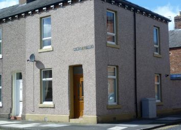 Thumbnail End terrace house to rent in 2 Melrose Terrace, Carlisle