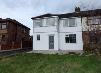 Thumbnail 3 bed semi-detached house for sale in Bent Lane, Leyland