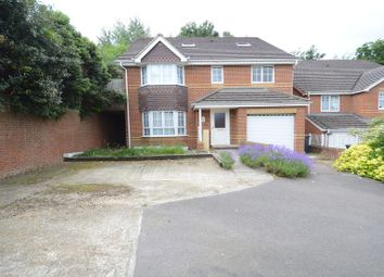 Thumbnail 4 bed detached house to rent in Tymawr, Caversham, Reading