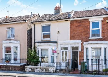 Thumbnail 2 bed end terrace house for sale in Bath Road, Southsea