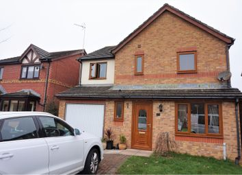 Thumbnail 4 bed detached house for sale in Lakeland Avenue, Barrow-In-Furness