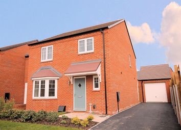 Thumbnail 3 bed detached house for sale in Bellway House, Relay Point, Relay Drive, Tamworth