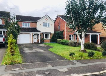 Thumbnail 4 bed detached house for sale in Alexander Drive, Worksop