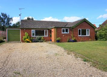 Thumbnail 3 bed detached bungalow for sale in Lynn Road, Shouldham
