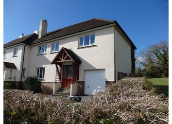 Thumbnail 4 bed end terrace house for sale in Pethybridge, Lustleigh