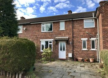 Thumbnail 3 bed terraced house for sale in Middlehurst Avenue, Weaverham, Northwich, Cheshire