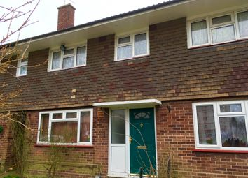 Thumbnail 3 bed terraced house to rent in Morcom Road, Dunstable