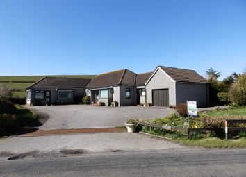 Thumbnail 3 bed bungalow for sale in Sherryfield House, Kirkcolm, Stranraer