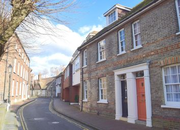Thumbnail 3 bedroom terraced house for sale in Church Street, Old Town, Poole