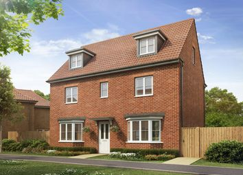 """Thumbnail 5 bedroom detached house for sale in """"Warwick"""" at Dorman Avenue North, Aylesham, Canterbury"""