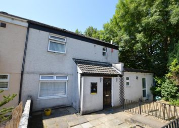 Thumbnail 3 bed end terrace house for sale in Rydal Close, Plymouth, Devon