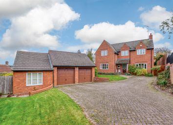 Thumbnail 5 bed detached house for sale in Pytchley Drive, Long Buckby, Northampton