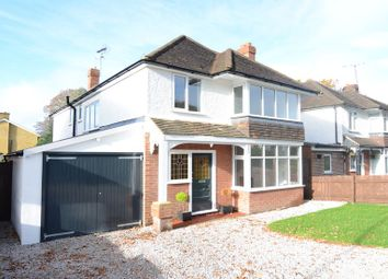 Thumbnail 4 bed detached house to rent in Salisbury Road, Farnborough