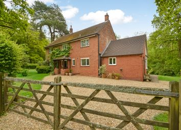 Thumbnail 4 bed detached house for sale in Hyden Wood, East Meon, Petersfield