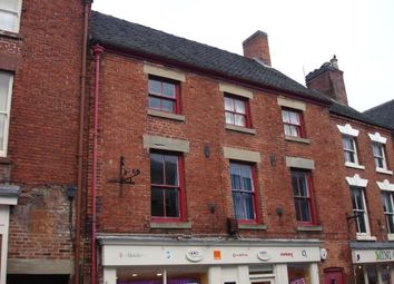 Thumbnail 1 bed flat to rent in Dig Street, Ashbourne, Derbyshire