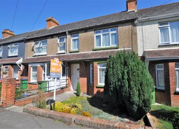 Thumbnail 3 bed terraced house to rent in Weymouth Road, Cheriton, Folkstone