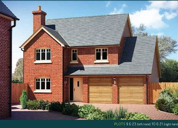 Thumbnail 4 bed detached house for sale in Plot 1 - The Fenenere, Perry View, Prescott, Baschurch, Shropshire