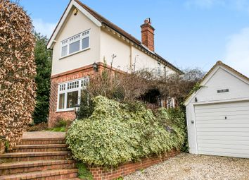 Thumbnail 4 bedroom detached house for sale in Wallingford Road, Goring, Reading
