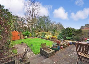 Thumbnail 3 bedroom detached house for sale in Woodland Way, Crowborough, East Sussex