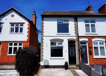 Thumbnail 2 bed semi-detached house for sale in Coventry Road, Burbage, Hinckley