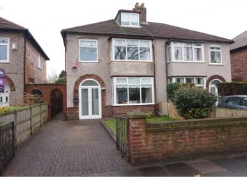 Thumbnail 3 bed semi-detached house for sale in Brooke Road West, Brighton Le Sands