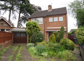 Thumbnail 3 bed detached house to rent in Bideford Drive, Sunnyhill, Derby